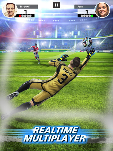 Football Strike - Multiplayer Soccer goodtube screenshots 7