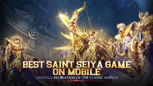 Saint Seiya Awakening: Knights of the Zodiac  screenshots 1