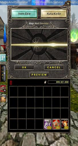 Magic Anvil Simulator 2.493 screenshots 14