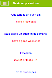 Learn English French Spanish