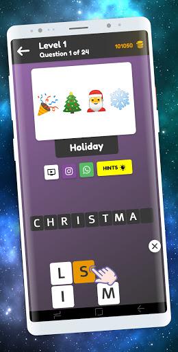 Quiz: Emoji Game, Guess The Emoji Puzzle apkpoly screenshots 1