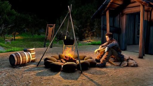 Woodcraft - Survival Island  screenshots 2