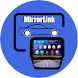 Mirror link car connector
