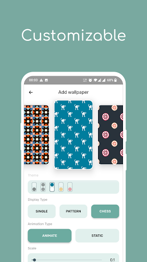 JustWalls - LiveWallpapers (+ Amoled) screenshot 3