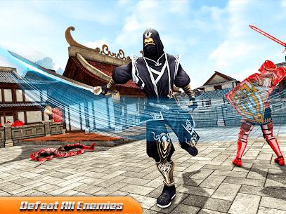 Superhero Ninja Sword Shadow Assassin Fight Mod Apk (Unlimited Points) 8