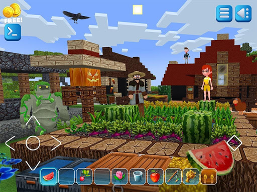 RealmCraft with Skins Export to Minecraft 5.0.5 screenshots 10