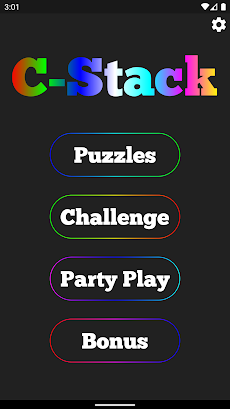 C-Stack+: Color Mixing and Matching Puzzle Gameのおすすめ画像1