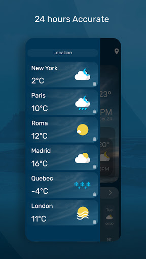 Weather Forecast - Accurate and Radar Maps  Screenshots 16