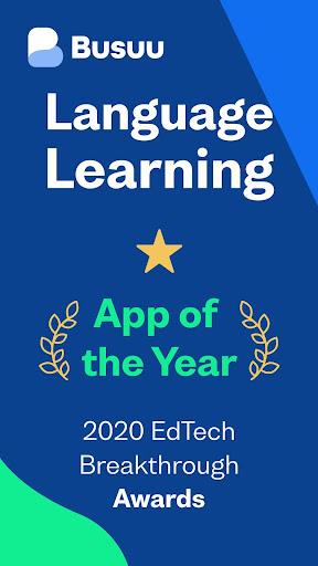 Busuu: Learn Languages - Learn Spanish, French Etc 19.10.0.481 screenshots 1