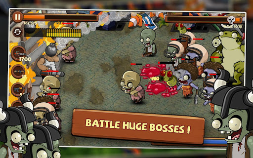 Defender -  Zombie Shooter  screenshots 5
