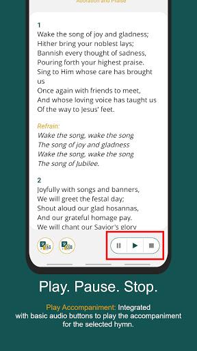 SDA Church Hymnal : PH Edition  screenshots 5