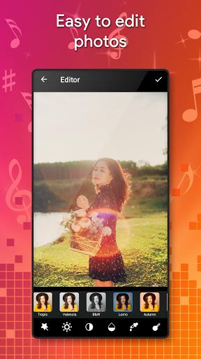 Video maker with photo & music 1.0.52 screenshots 5
