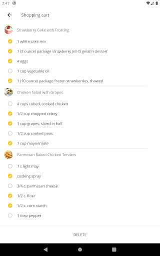 Easy Recipes 5.73 Screenshots 17