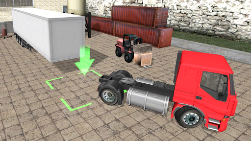 Truck Driving Simulator 2020  Screenshots 8