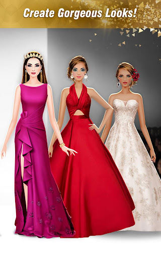 International Fashion Stylist - Dress Up Studio 4.6 screenshots 18