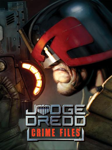 Judge Dredd: Crime Files screenshots 10