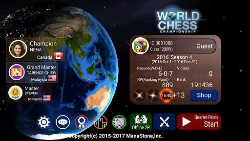World Chess Championship 2.09.02 Screenshots 1