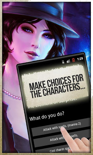 Choice Game Library: Delight Games 8.0 screenshots 2