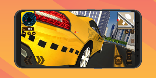 Miami Taxi Sim 2020 - Simulator Driving 3d Game ss2