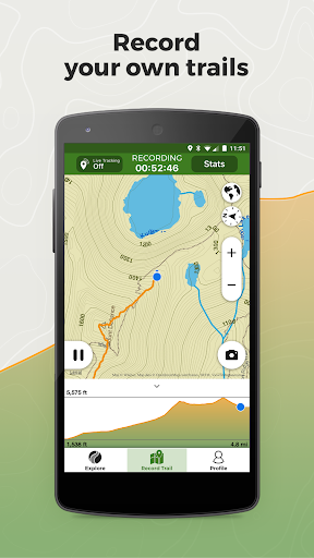 Wikiloc Outdoor Navigation GPS 3.14.23 Screenshots 2