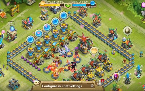 Code Triche Castle Clash: Guild Royale APK MOD (Astuce) screenshots 6