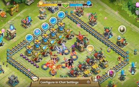 Castle Clash APK MOD 1.9.5 (Unlimited Money/Resources) 7