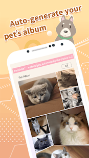 Cat & Dog Translator—Pet translator, album, sounds Screenshot