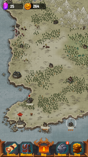 Dungeon: Age of Heroes  screenshots 3