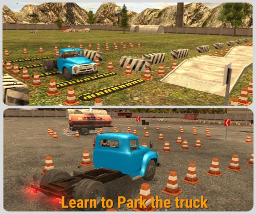 Russian Car Driver ZIL 130  Screenshots 4