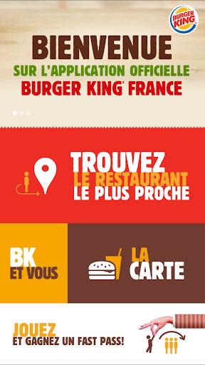 Burger Kingu00ae France u2013 pour les amoureux du burger 5.5.10 Screenshots 1