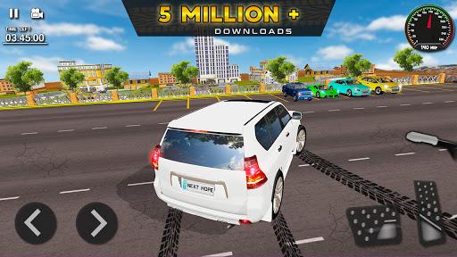 Prado Car Driving - A Luxury Simulator Games 1.4 screenshots 8