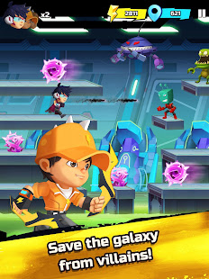 Image For BoBoiBoy Galaxy Run: Fight Aliens to Defend Earth! Versi 1.0.6g 9