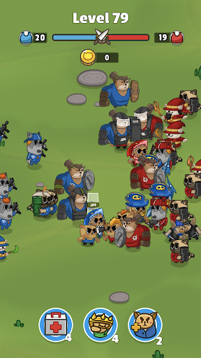 Cats Clash - Epic Battle Arena Strategy Game screenshots 3