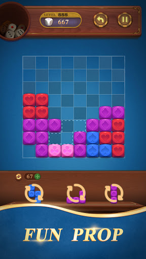 DiceBlockPuzzle 1.0.2 screenshots 2