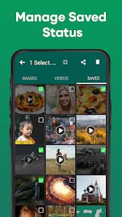 Status Saver For WhatsApp: Video Status Downloader 1.0.3 Screenshots 3