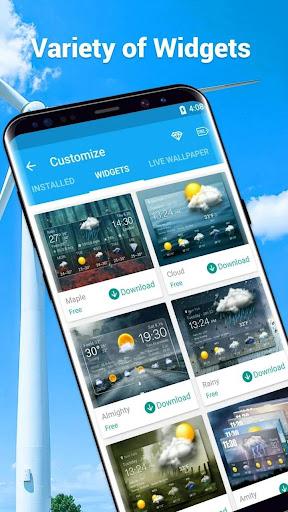 Amber Weather&Radar Free 4.7.0 Screenshots 7