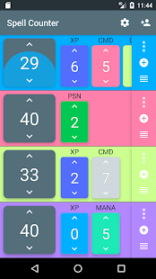 Spell Counter – MTG Life and Counter Tracker