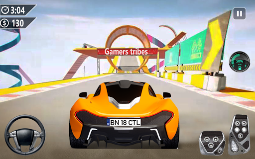 Mega Ramp Car Jumping 3D: Car Stunt Game apkmr screenshots 6