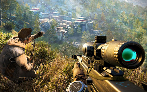 Call Of Hunter: FPS Commando Mission Game 3D - New apkpoly screenshots 9