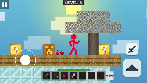 Stickman vs Multicraft: Lucky Block 1.0.3 screenshots 3
