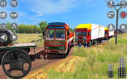 Euro Truck Driver 3D: Top Driving Game 2020 screenshots 5