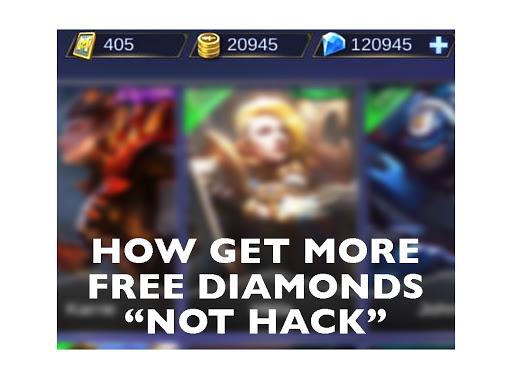 Guide Mobile Winner Legends Diamonds  Screenshots 1