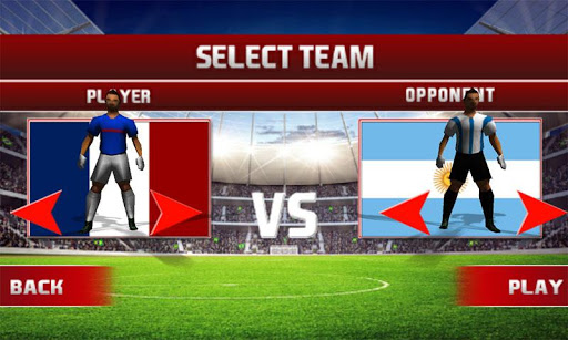Real World Soccer League: Football WorldCup 2020 2.0.1 Screenshots 19