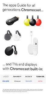Apps for Chromecast – Your Chromecast Guide 3