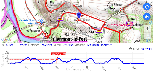 GPS for Hiking, Cycling, Hunting and offline maps modavailable screenshots 8