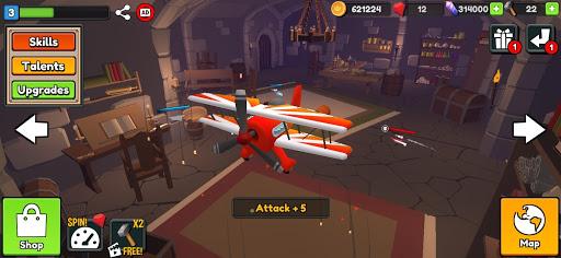 Paper Plane Dogfight 3D  screenshots 1