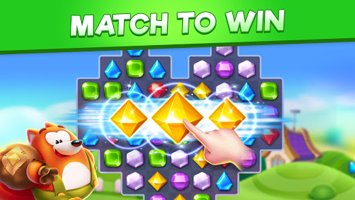 Bling Crush: Free Match 3 Jewel Blast Puzzle Game 1.4.8 screenshots 14
