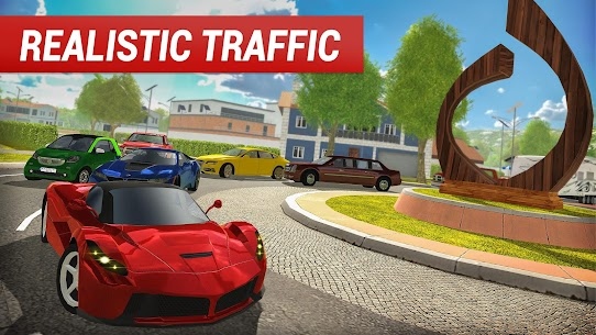 Roundabout 2: A Real City Driving Parking Sim Apk Download 1