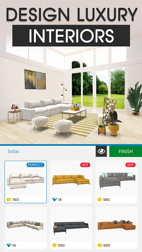 Home Makeover: House Design & Decorating Game  screenshots 1