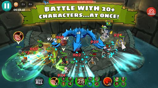 Télécharger Raid Boss: Role-playing boss game, action battles APK MOD (Astuce) screenshots 1